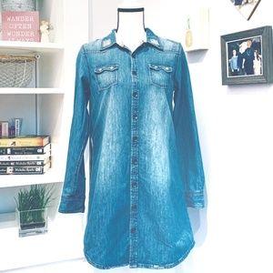 (G23) Next Denim Dress